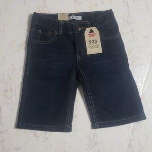 Levi's 505 Reg Shorts | Size 5 | Boys